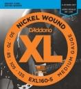 D'Addario EXL160-5 50-135 5-str