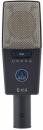 AKG C-414 -XLS mikrofon pojemnościowy srebrny