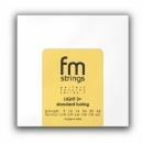 Struny FM Strings LIGHT 3+ - struny do gitary elektrycznej