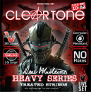 Cleartone struny do gitary elektrycznej DAVE MUSTAINE LIVE 10-52