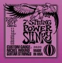 Ernie Ball Slinky EB2620 11-58 - struny do gitary elektrycznej 7-str