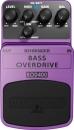 Behringer BOD400 - efekt basowy OVERDRIVE