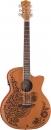 Luna Henna Oasis Cedar - gitara elektroakustyczna