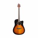 FLYCAT C200 CS CEQ Gitara elektroakustyczna