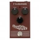 TC Electronic RUSTY FUZZ - efekt gitarowy fuzz