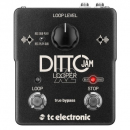 TC Electronic Ditto Jam X2 Looper Looper z technologią BeatSense