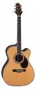 Samick OM 8 CE N - gitara elektro-akustyczna