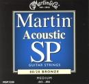 Martin MSP-3200 Bronze 13-56 - struny do gitary akustycznej