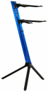 STAY Keyboard Stand SLIM 110cm 2 poziomy Blue statyw pod keyboard
