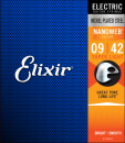 Elixir Nanoweb SUPER LIGHT 9-42 - struny do gitary elektrycznej