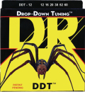 DR DDT 12-60 DROP-DOWN TUNING struny do gitary elektrycznej