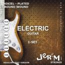 JEREMI Struny do gitary elektrycznej EG1046