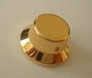 Shaller Gałka Strat-style złota