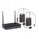 Soundsation WF-U24PP - mikrofonowy system bezprzewodowy UHF