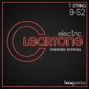 Cleartone struny do gitary elektrycznej MONSTER HEAVY 9-52 7-str