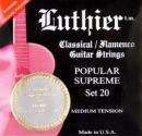Luthier SET20 Super Carbon - struny do gitary klasycznej