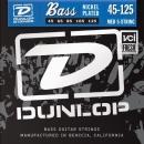 Dunlop Nickel Bass 45-125 - struny do gitary basowej 5-str