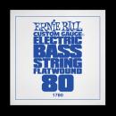ERNIE BALL EB 1780 struna pojedyncza do basu elektrycznego
