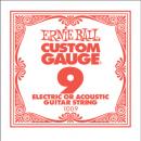 ERNIE BALL EB 1009 struna pojedyncza do gitary elektrycznej