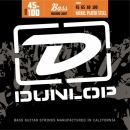 Dunlop Nickel Bass 45-100 - struny do gitary basowej