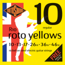 Rotosound R10 Regular [10-46] niklowane struny do gitary elektrycznej