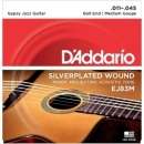 D'Addario EJ83M 11-45 - struny do gitary akustycznej