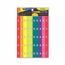 Bum Bum Rurki - naklejki w kolorach rurek