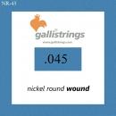 Galli NR045 - pojedyncza struna do gitary basowej