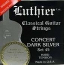 Luthier SET45 Super Carbon - struny do gitary klasycznej