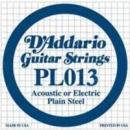 D'Addario PL013 struna .013