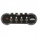Proel HPAMP104 - 4-kanałowy wzmacniacz słuchawkowy