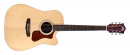 GUILD D-260CE Dreadnought Natural, Piezo Pickup