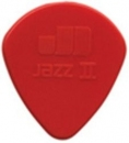 Dunlop Nylon Jazz II Red