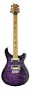 PRS SE Custom 24 Roasted Maple Purple Burst Quilt LTD - gitara elektryczna