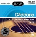 D'Addario EXP16 NY 12-53 - struny do gitary akustycznej