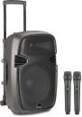 Stagg RE-VOLT 12U EU - zestaw aktywna kolumna 160W + dwa mikrofony