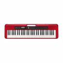 Casio MU CT-S200 RD keyboard czerwony