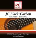 Royal Classics NC20 JG Black + Carbon - Struny do gitary klasycznej