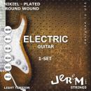 JEREMI Struny do gitary elektrycznej EG0942