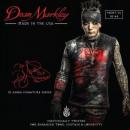 Dean Markley struny do gitary elektrycznej NICKELSTEEL 10-48 DJ ASHBA