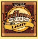 Ernie Ball EarthWood 2004 11-52 - struny do gitary akustycznej