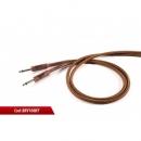Proel BRV100LU3BY - Kabel instrumentalny mono jack 3m