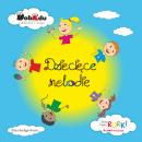 Bum Bum Rurki - Dziecięce melodie - książka z nutami
