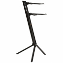 STAY Keyboard Stand SLIM 110cm 2 poziomy Black statyw pod keyboard