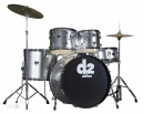 ddrum D2 Brushed Silver (BS)