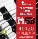 STRUNY BASS 5 MSB-40120 GALLI /STEEL