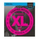 D'Addario EXP170-5 45-130 - struny do gitary basowej 5 str