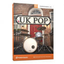 Toontrack UK POP EZX [licencja] - wirtualny zestaw perkusyjny