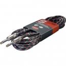 Stagg SGC-6-VT-BK - kabel instrumentalny 6m