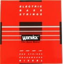 Warwick 45-105 Nickel - struny do gitary basowej